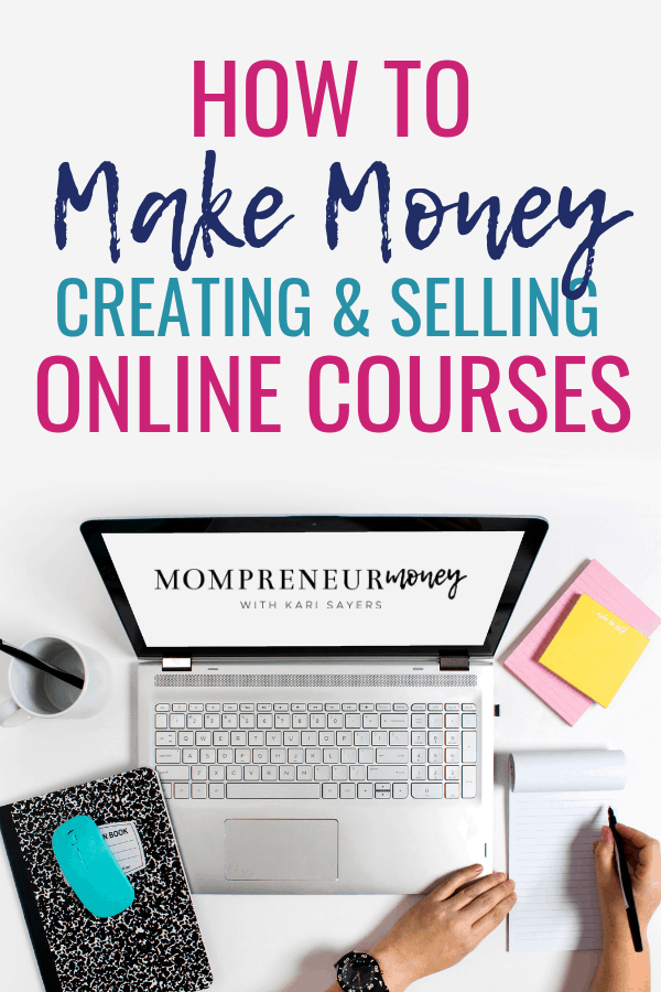 How to Make Money with Online Courses