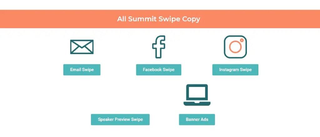 Swipe Copy for Virtual Summit
