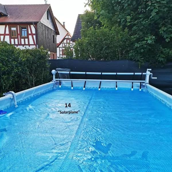 ein kleiner swimmingpool fur den garten