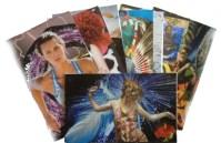 Creëren van unieke Soul Surfing Cards