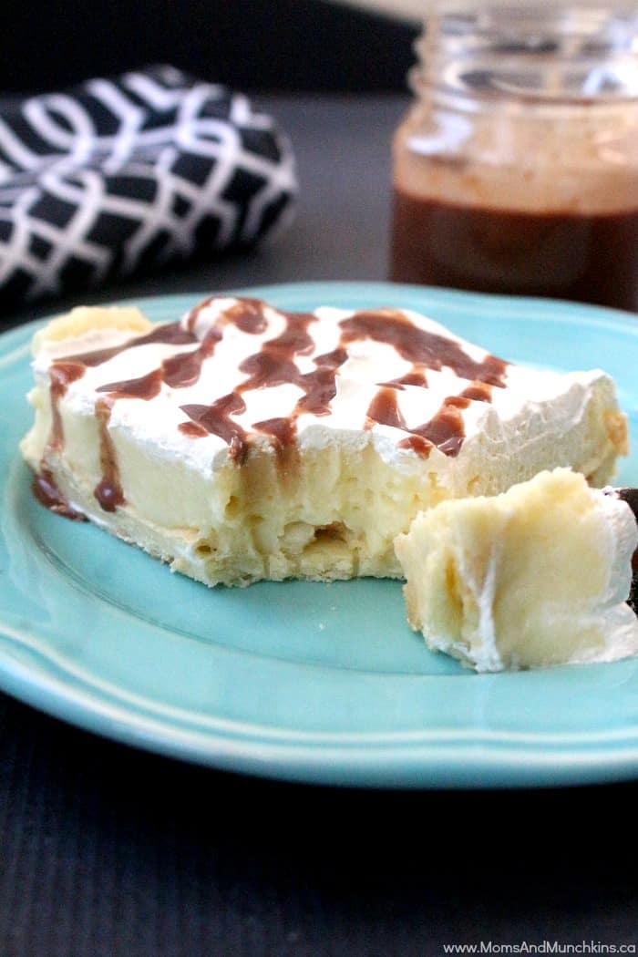 Cream Puff Cake Recipe Moms Amp Munchkins