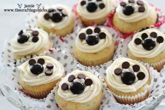 Easy Dog Cupcake Decorating Ideas Decoration For Home