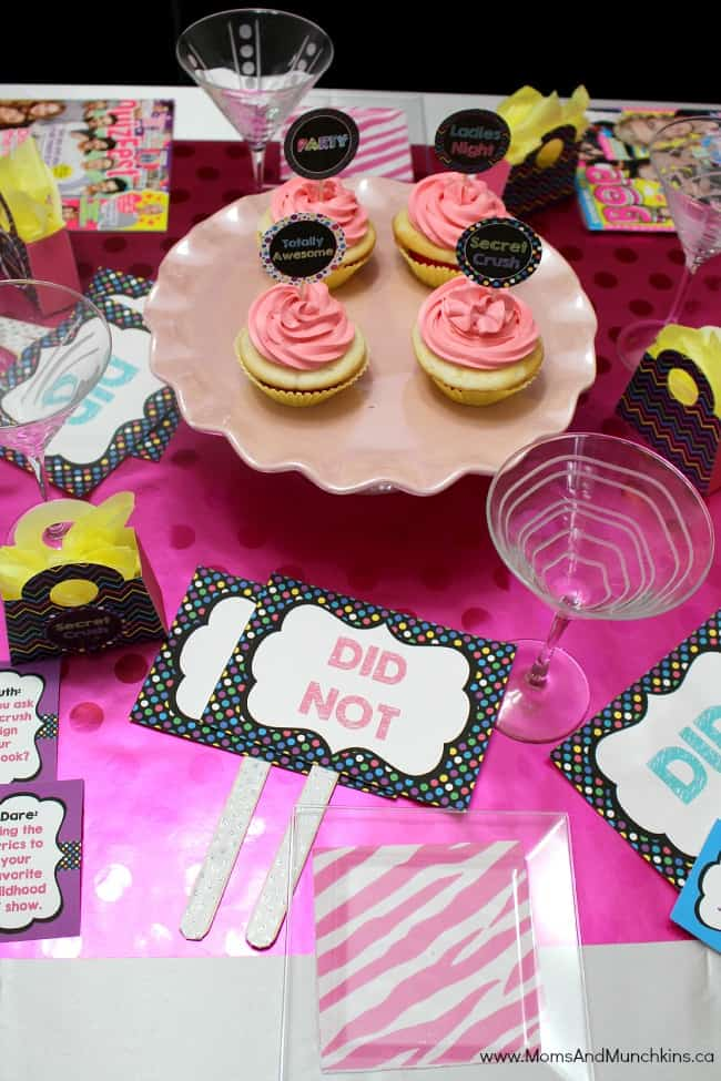 Bachelorette Party Home Game Ideas