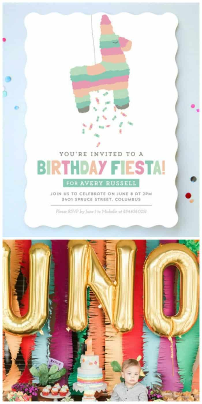 First Birthday Party Themes And Ideas Moms Amp Munchkins