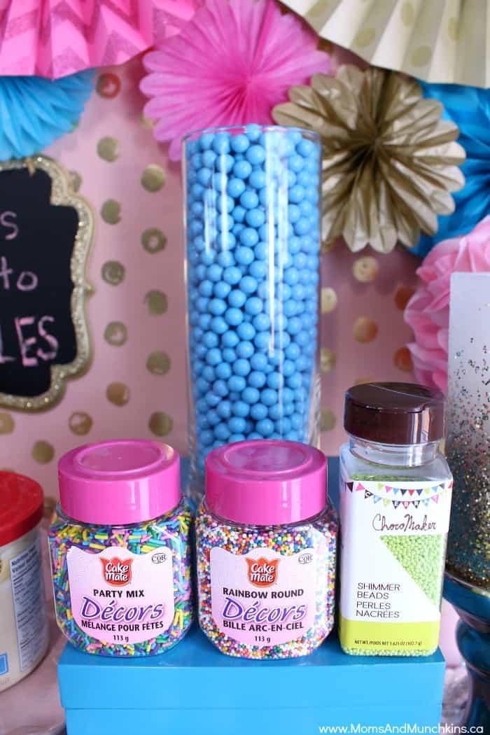 Candy Candy Ideas Buffet