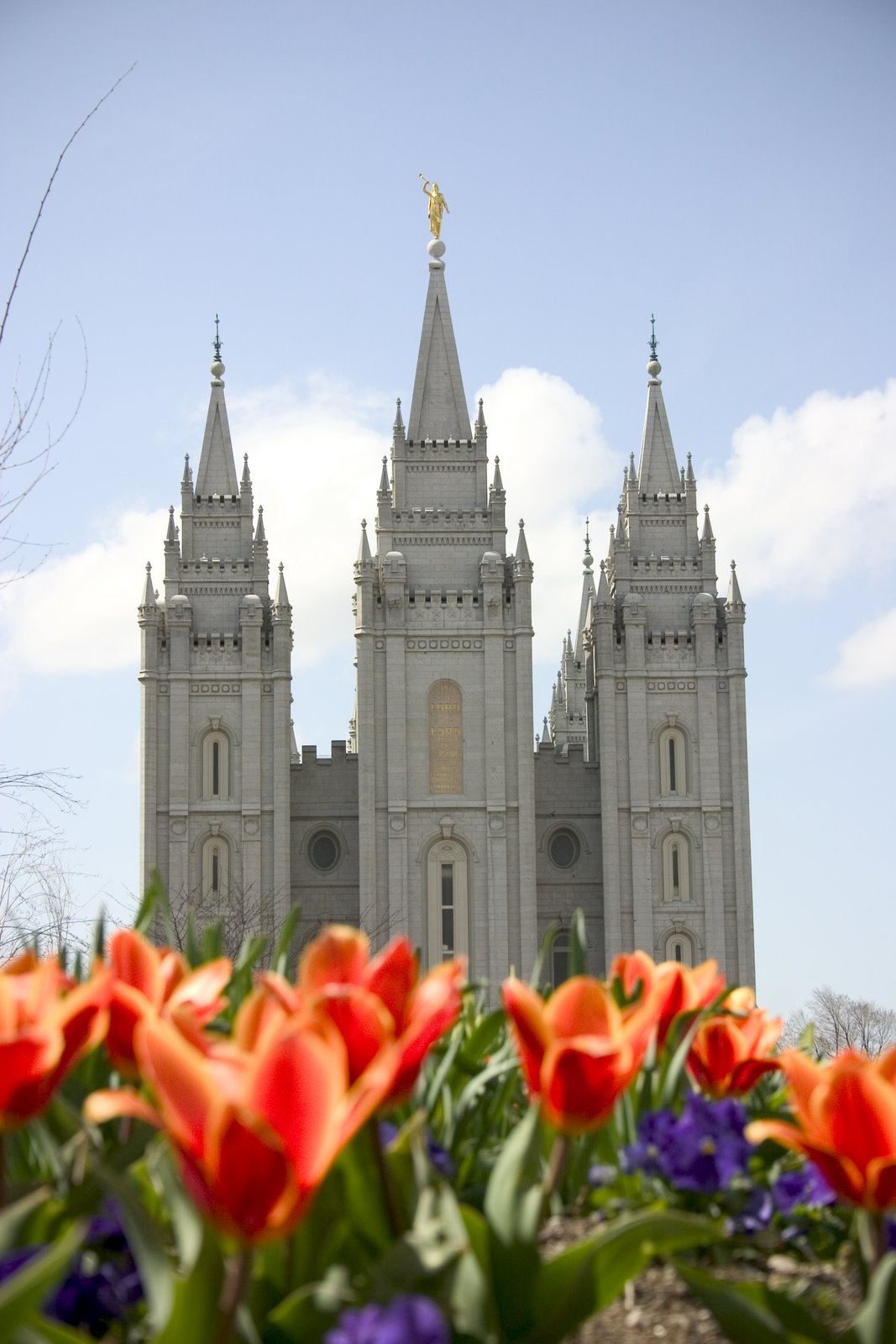 Salt Lake City Temple General Conference 2