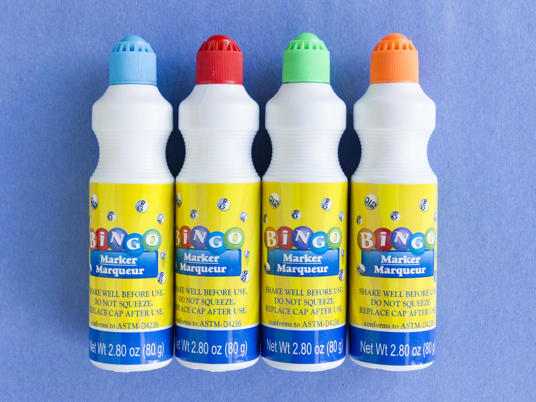 Dollar Store Bingo Paint Dab Marker Review