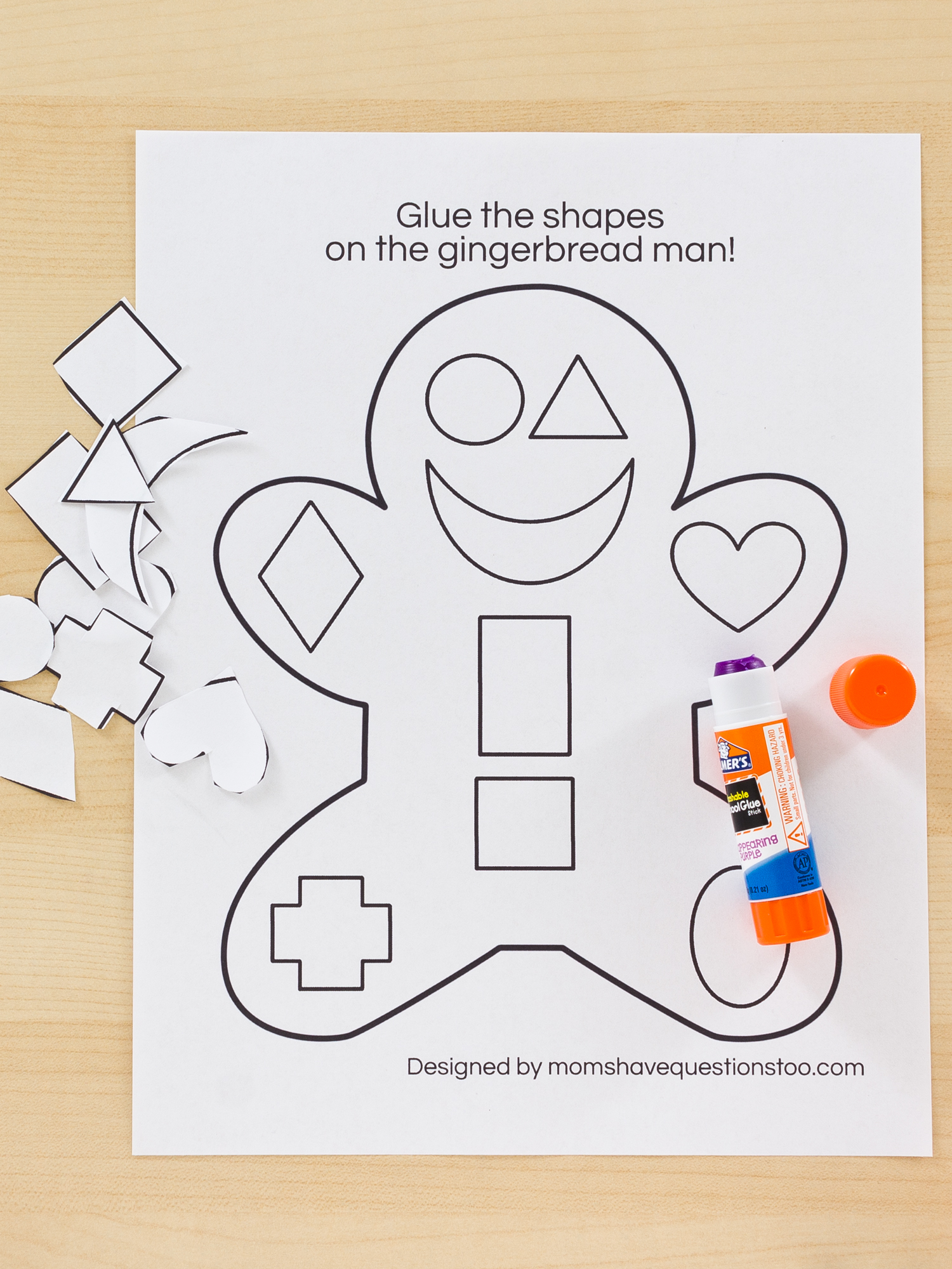 Days Cut Paste Worksheet And Preschool