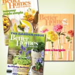 Get 24 Issues of Better Homes & Gardens for Just $7!