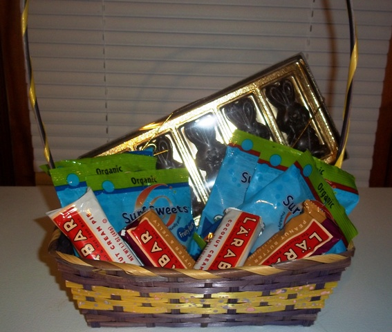What's In Our Dairy Free, Gluten Free Easter Baskets ...