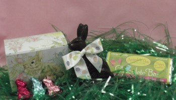 Whats in our dairy free gluten free easter baskets moms plans amandas own confections dairy free gluten free chocolate review and giveaway negle Image collections
