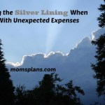 Finding the Silver Lining When Faced with Unexpected Expenses