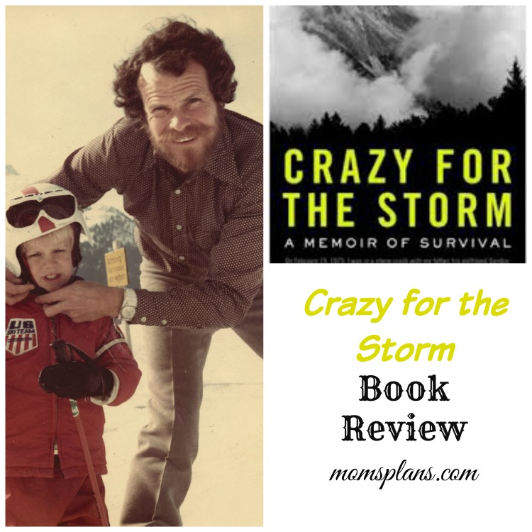 Crazy For The Storm Book Review
