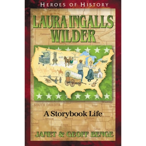 Laura Ingalls Wilder A Storybook Life Review
