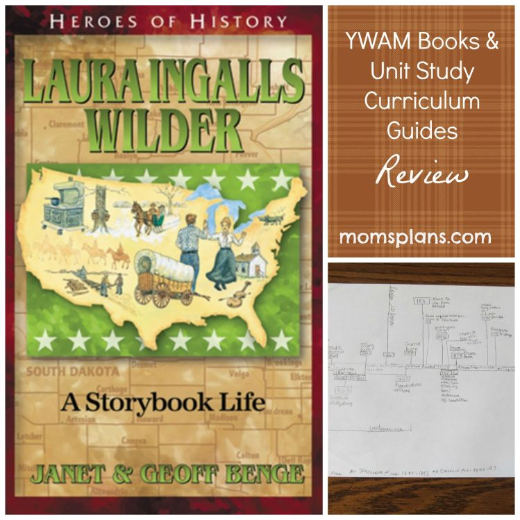 YWAM Books & Unit Study Curriculum Guides Review