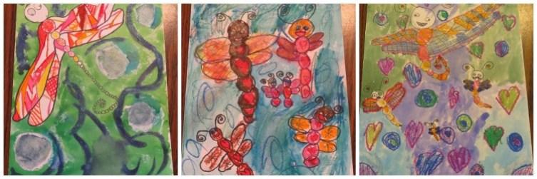 ArtAchieve Dragonfly