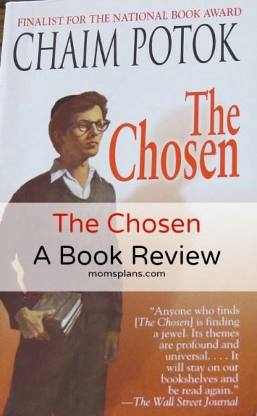 The chosen by chaim potok a book review moms plans the chosen book review fandeluxe Gallery