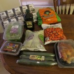 What We Bought and What We Ate, the Week of September 1st