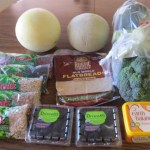 Grocery Report for August 23-31, 2017