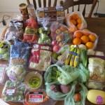 Grocery Report, December 21 – 31, 2017