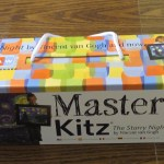 Homeschool Crew Review:  Kidzaw Master Kitz The Starry Night