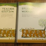 Homeschool Crew Review: Victus Study Skills System