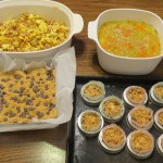 Meals and Snacks I Made Ahead, and Our Menu Plan for August 26, 2019