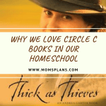 Blogging Through the Alphabet: Circle C Books