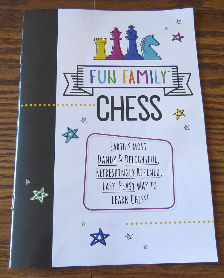 Family Fun Chess Booklet