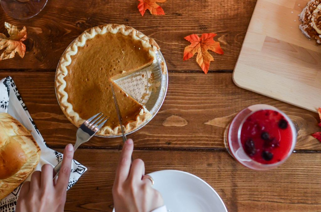 Allergen Friendly Pumpkin Pie
