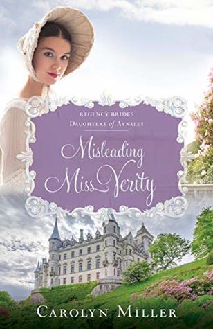 Misleading Miss Verity by Caroline Miller