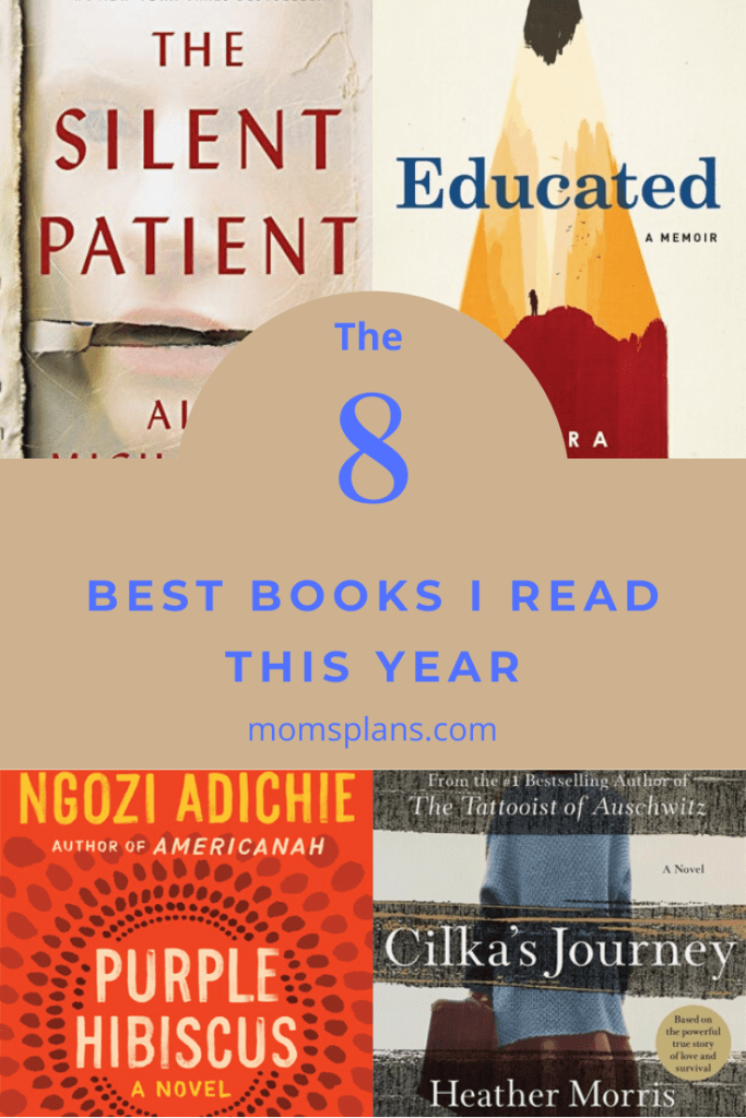 The 8 Best Books I Read This Year