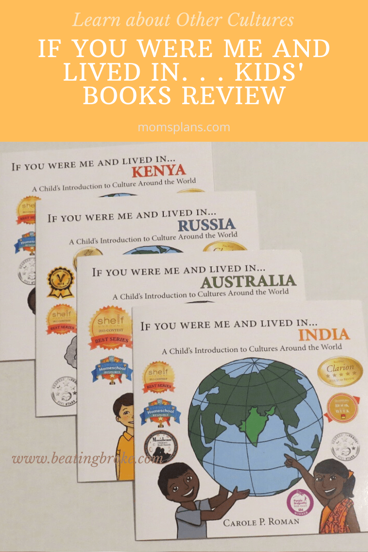 If you were me and lived in.. Australia A Childs Introduction to Cultures around the World