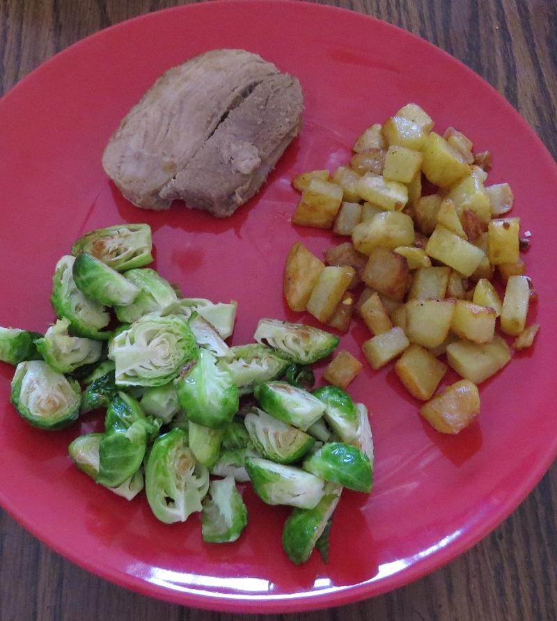 Menu Plan and Meal Prep for June 1, 2020