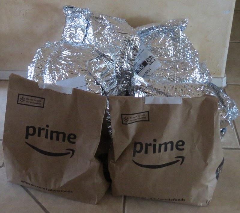 Amazon Prime Whole Foods Delivery Review