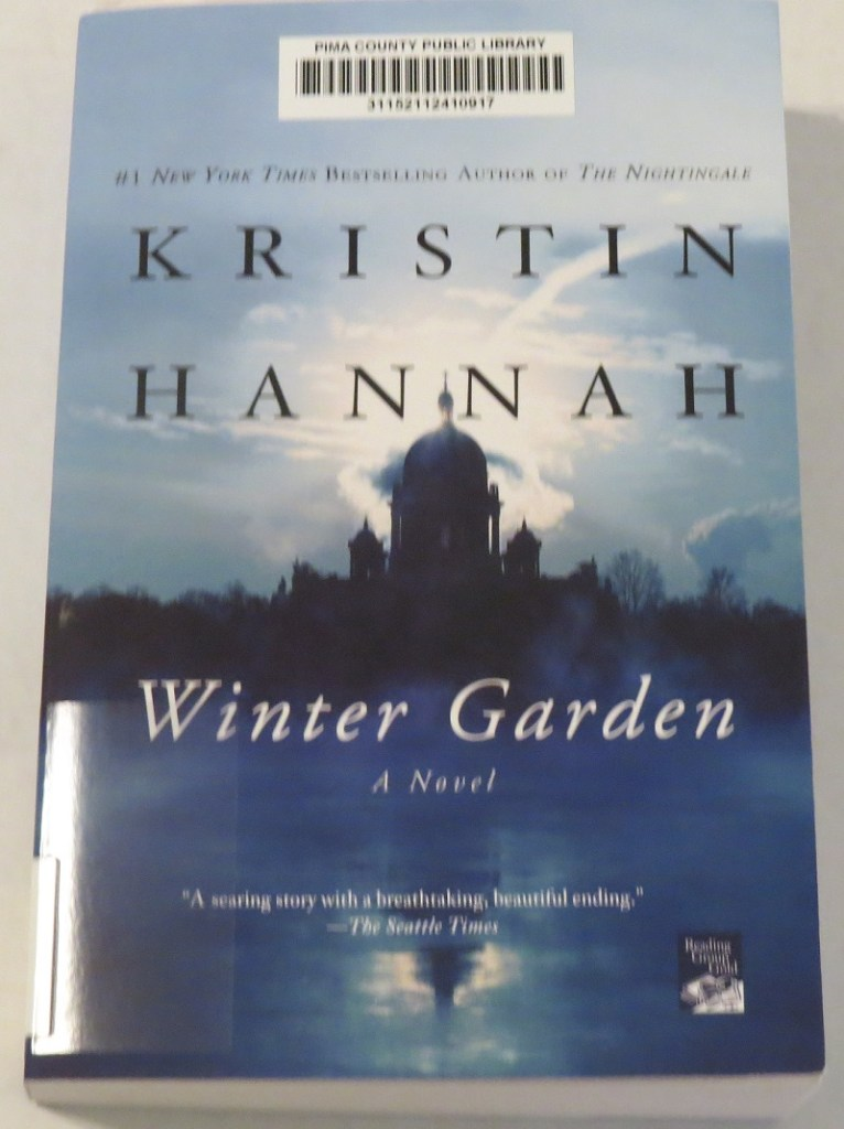 Winter Garden by Kristin Hannah