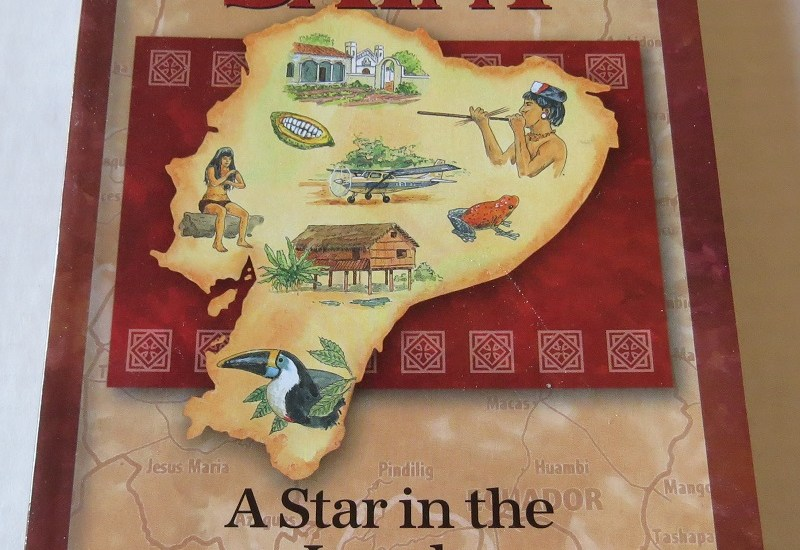 Rachel Saint: A Star in the Jungle by Janet & Geoff Benge {A Book Review}