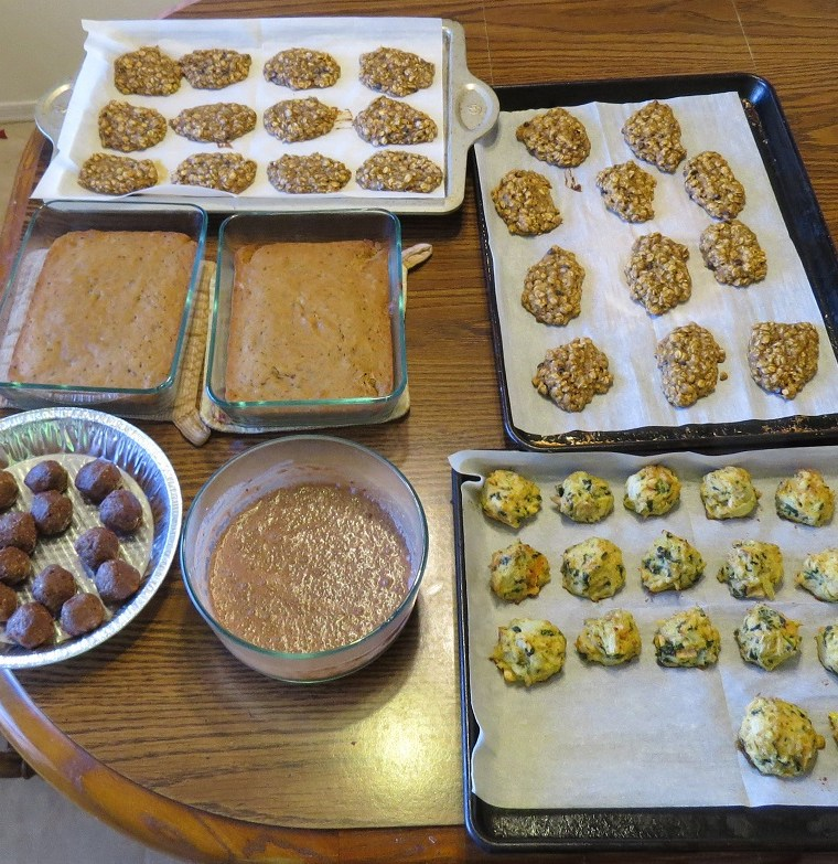 Menu Plan & Meal Prep for March 8 2021