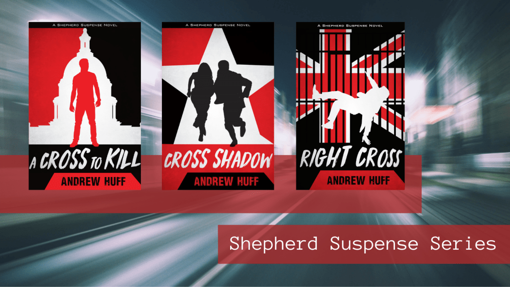 Right Cross by Andrew Huff