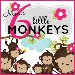 Mom's Six Little Monkeys