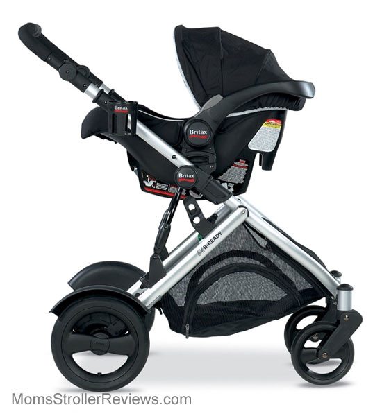 Britax B Ready Stroller Review Mom S Stroller Reviews
