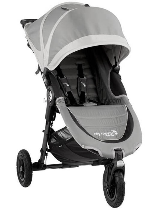 Baby Jogger City Mini Gt 2018 Stroller Review Mom S