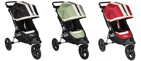 The Baby Jogger City Elite 2012 stroller