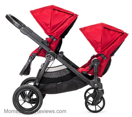Baby Jogger City Select Stroller Review Mom S Stroller