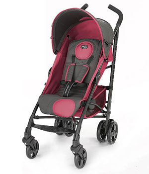 Chicco Liteway Umbrella Stroller Review