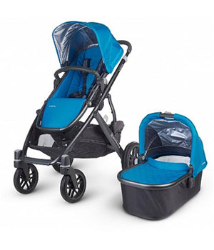 2015 Uppababy Vista Stroller Review