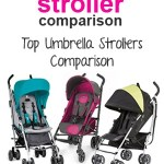 Top Umbrella Strollers Side-By-Side Comparison
