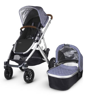 NEW! UPPAbaby Vista 2019 Stroller Review