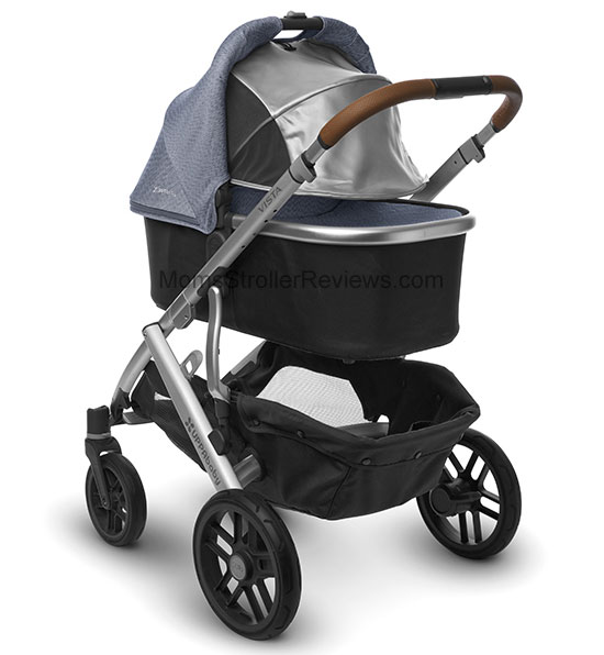New Uppababy Vista 2018 Stroller Review Mom S Stroller
