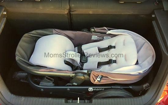 4moms Moxi Stroller Review
